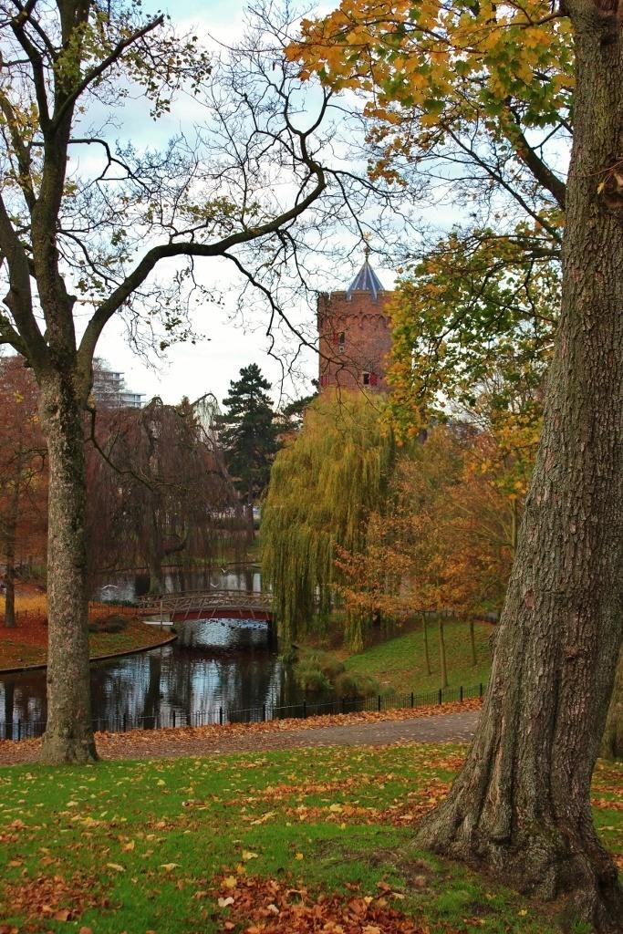 Nijmegen Netherlands Kronenburger Park