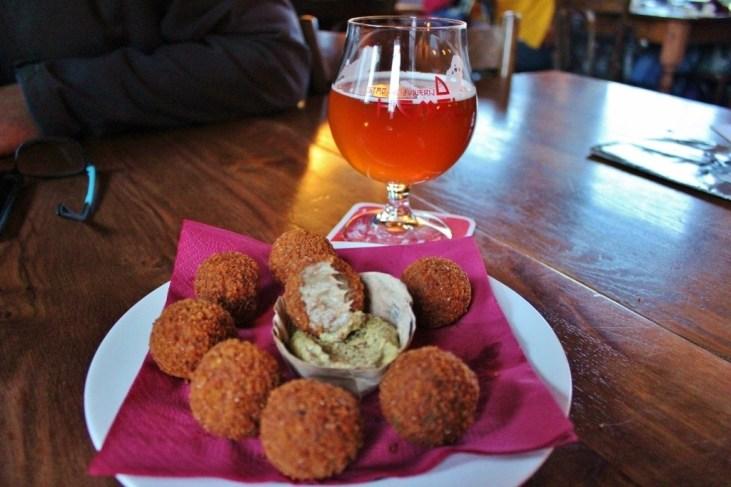 Dutch Cuisine - Bitterballen JetSetting Fools