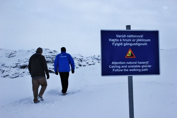 Iceland's South Coast Hiking to Solheimajokull Glacier JetSetting Fools