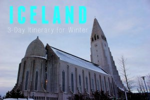 3-Day Itinerary for Iceland in Winter JetSettingFools.com