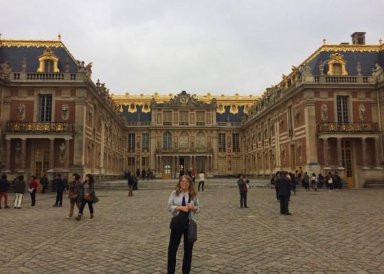 15-Day London Paris Rome Itinerary Paris Versailles Chateaux