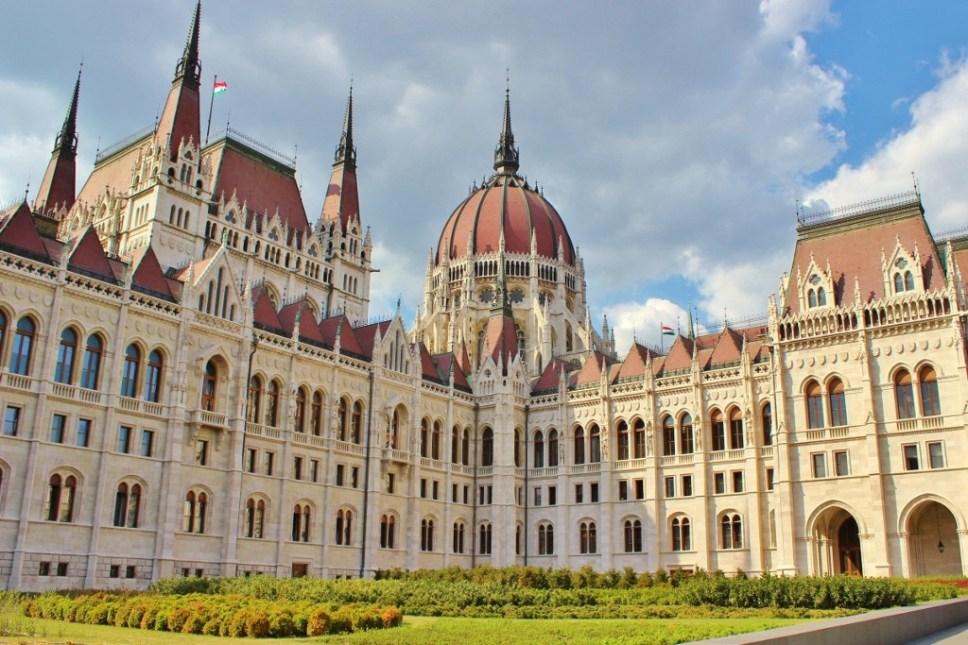 Budapest, Hungary Parliament Building JetSettingFools.com