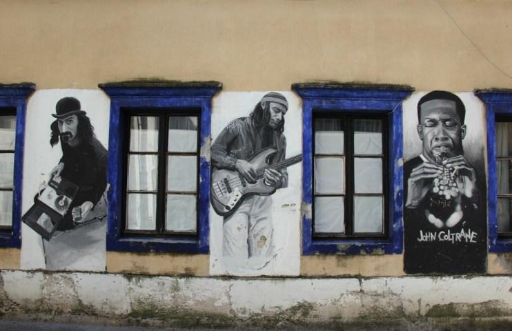 Graffiti Street Art, Kranj, Slovenia
