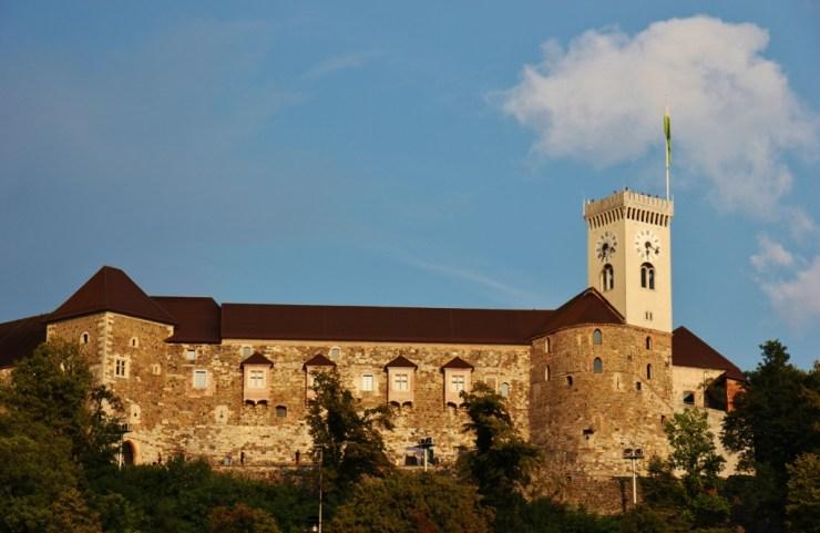 Ljubljana Castle, Ljubljana Slovenia
