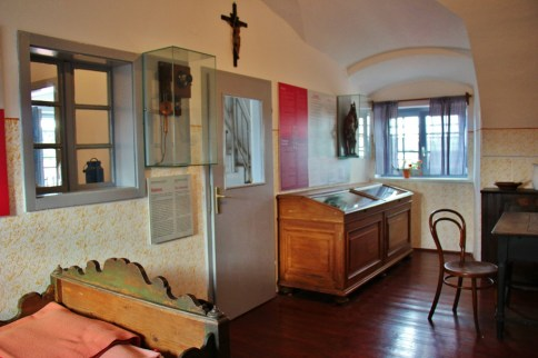 Guard Room Apartment at top of Watch Tower in Maribor, Slovenia