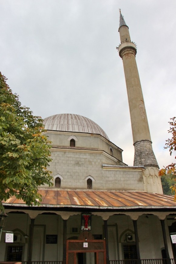 Gazi Mehmet Pasha Mosque in Prizren, Kosovo