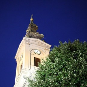 St. Michael's Cathedral Bell Tower in Belgrade, Serbia