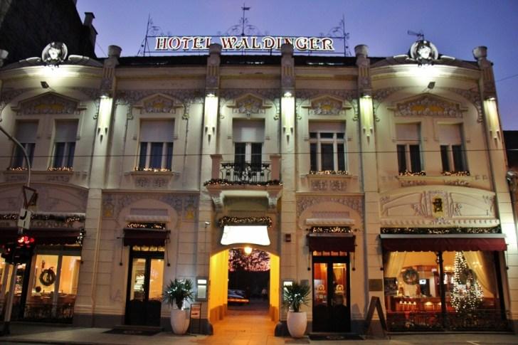 Hotel Waldinger in Osijek, Croatia