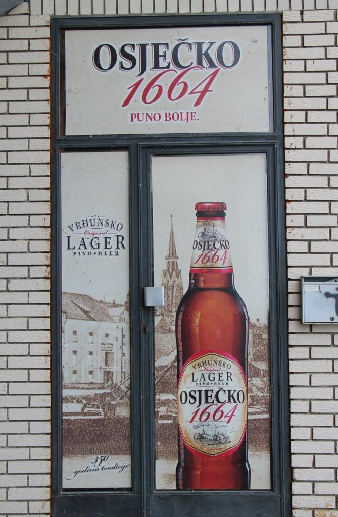 Osjecko Pivo, Osijek, Croatia