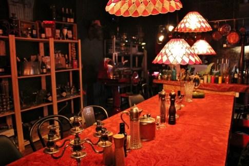 The Black Room Private Dining in Osijek, Croatia