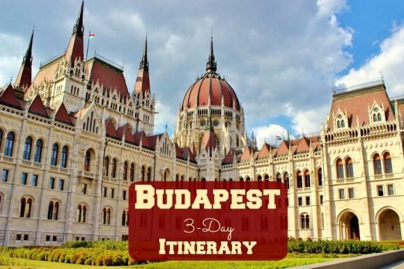 Budapest 3-Day Itinerary JetSettingFools.com
