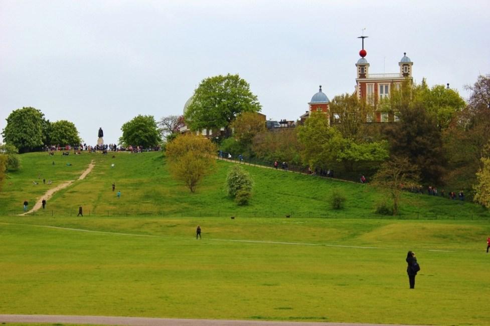 Greenwich Park and Royal Observatory, London, England, jetsettingfools.com