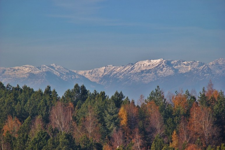 Views from Vodno Mountain, Skopje, Macedonia