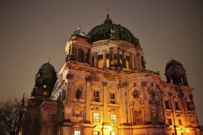 Berliiner Dom Berlin Cathedral on Museum Island in Berlin, Germany