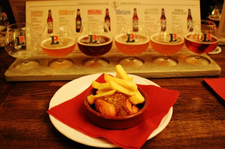 Currywurst and Craft Beer Tour in Berlin, Germany