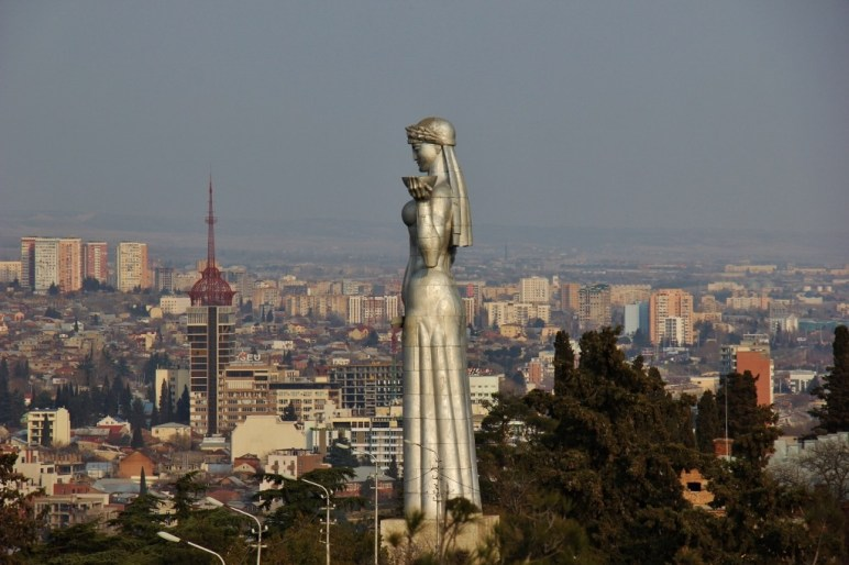Tbilisi Self-Guided Walking Tour: A Georgia Experience ...