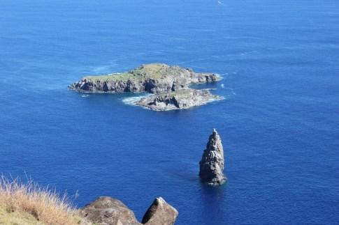 Islets from Orongo on Easter Island, JetSettingFools.com