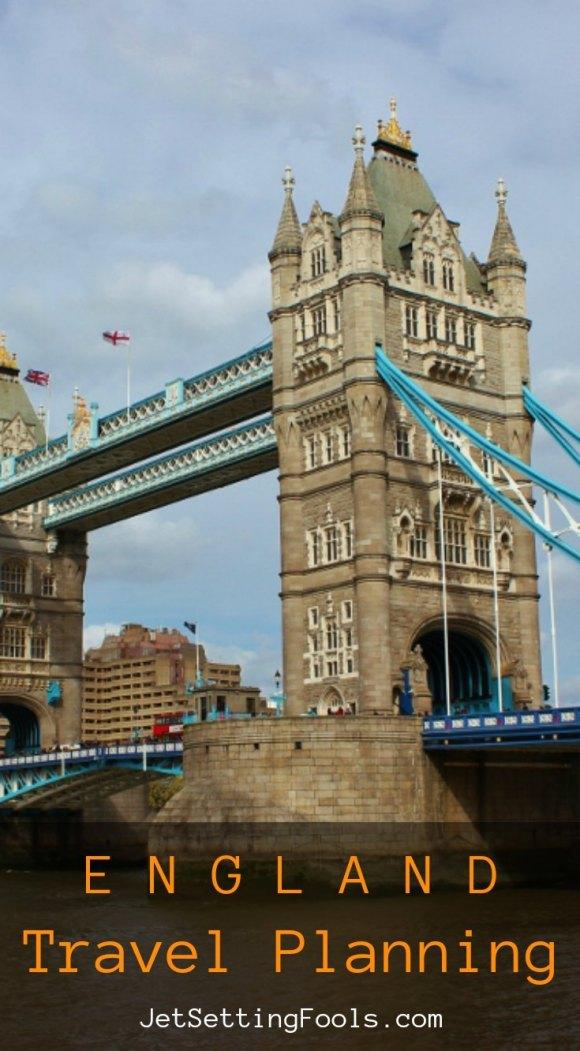 England Travel Planning JetSettingFools.com
