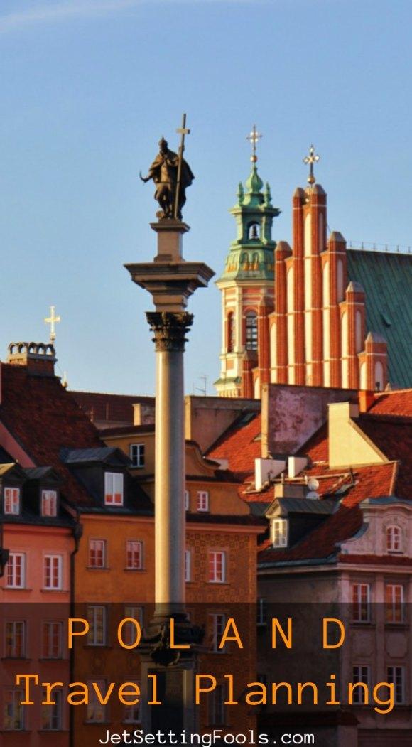 Poland Travel Planning JetSettingFools.com