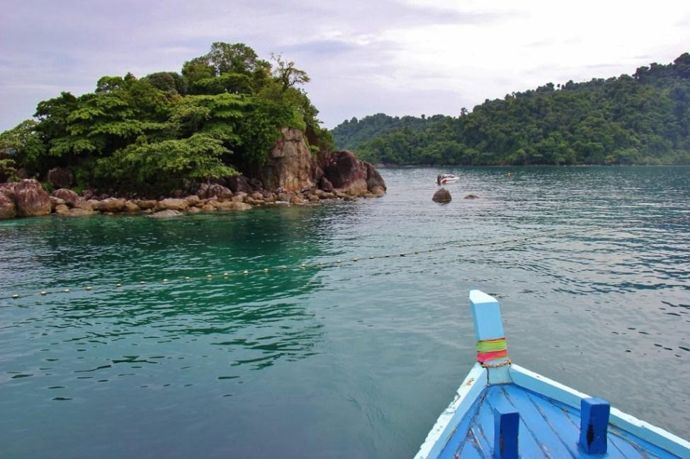 Koh Chang Snorkeling Tour, Stop 3