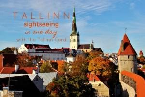 Tallinn Sightseeing in One Day with the Tallinn Card by JetSettingFools.com