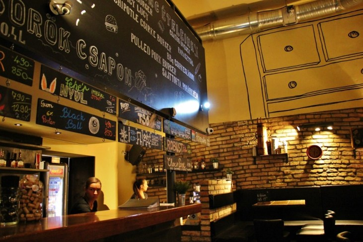 Kandallo Artisanal Craft Beer Pub in Budapest, Hungary