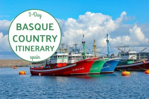 3-Day Basque Country Itinerary by JetSettingFools.com