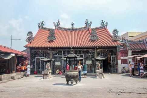 Kuan Yin Temple in Geroge Town, Penang, Malaysia