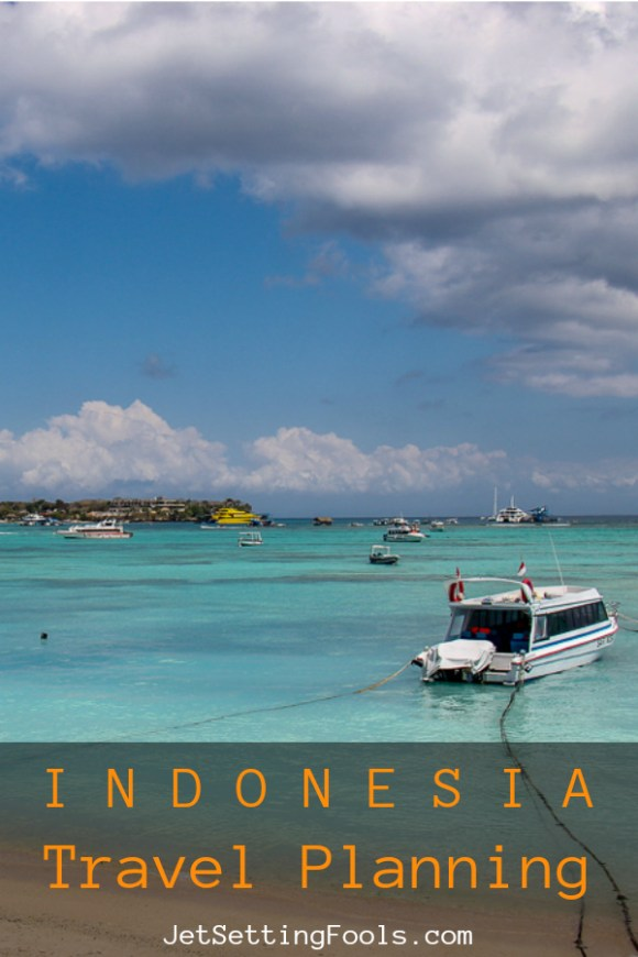 Indonesia Travel Planning