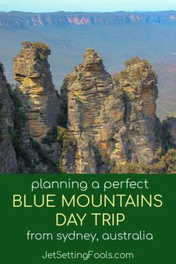 Blue Mountains Day Trip From Sydney by JetSettingFools.com