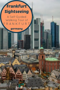 Frankfurt SightSeeing by JetSettingFools.com