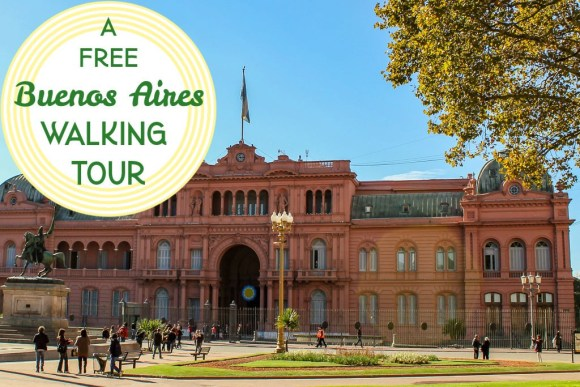 A Buenos Aires Walking Tour: Free & Self-Guided