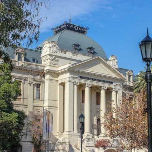 Academy of Fine Arts in Santiago, Chile