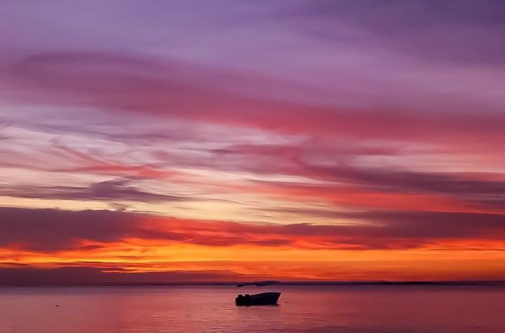 Flic en Flac, Mauritius Sunset