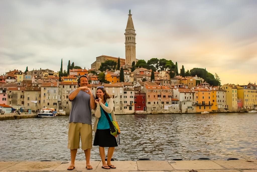 Loving Rovinj Croatia!