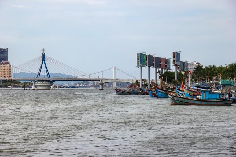 Han River, Danang, Vietnam