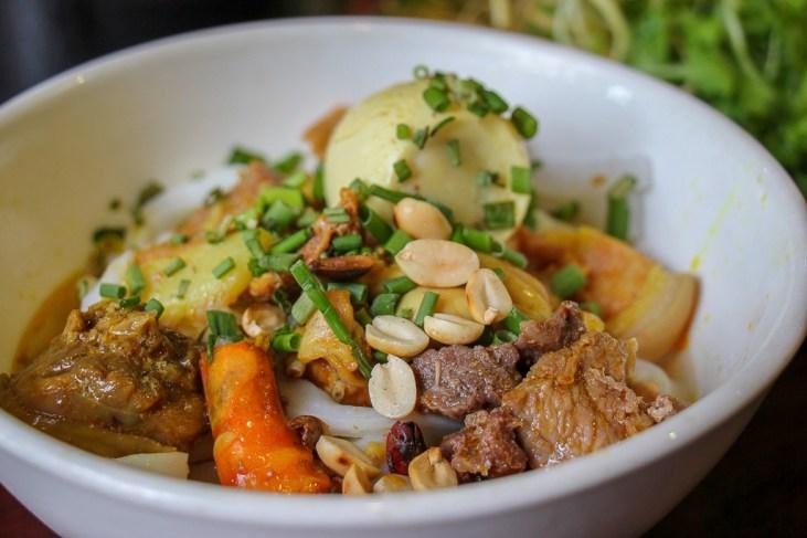 Best Mi Quang in Da Nang, Vietnam