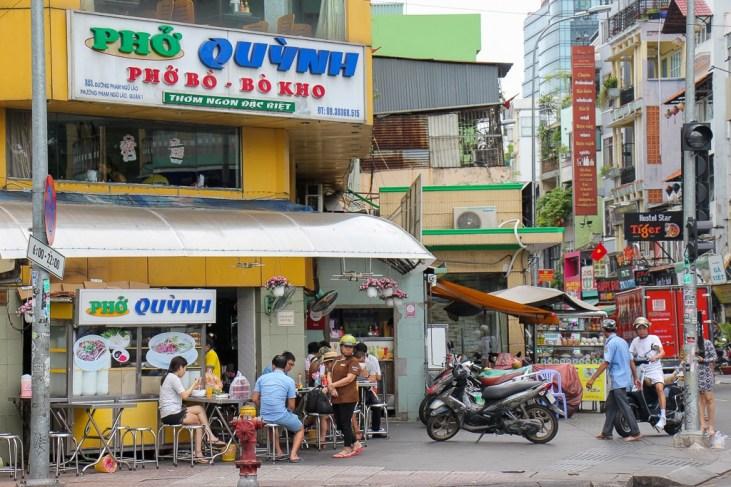 Favorite Pho, Pho Quynh, Ho Chi Minh City, Vietnam