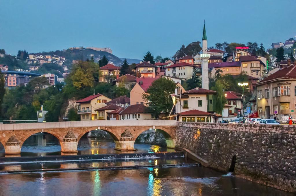 Seher-Cehaja Bridge Sarajevo