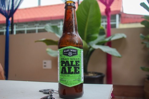 American Pale Ale, East West Craft Beer, HCMC, Saigon, Vietnam