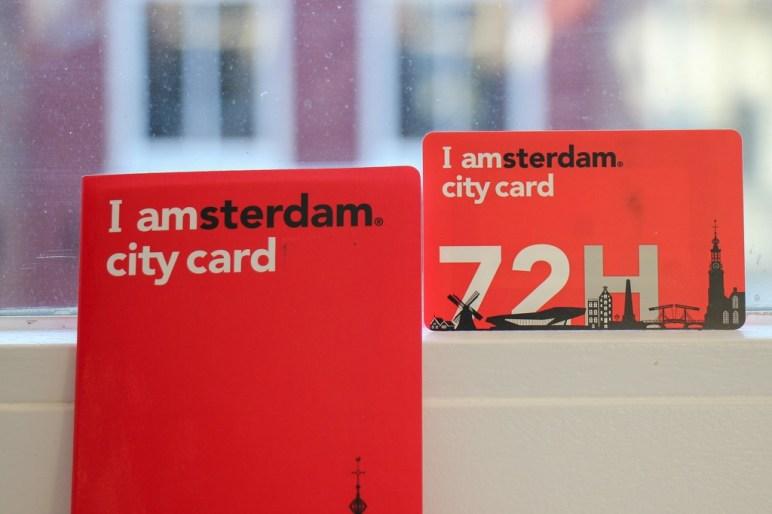Travel Hack, Amsterdam City Card, Amsterdam, Netherlands