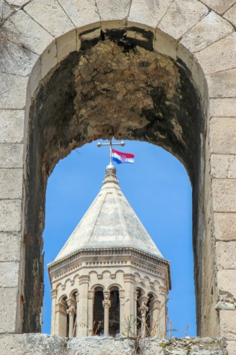 Split Bell Tower, Croatia