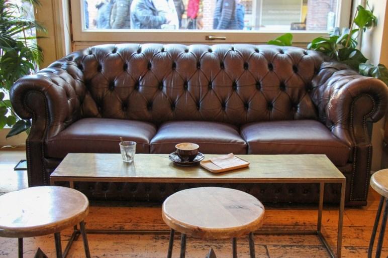 Hipster Cool, VIER Coffee, Dusseldorf, Germany