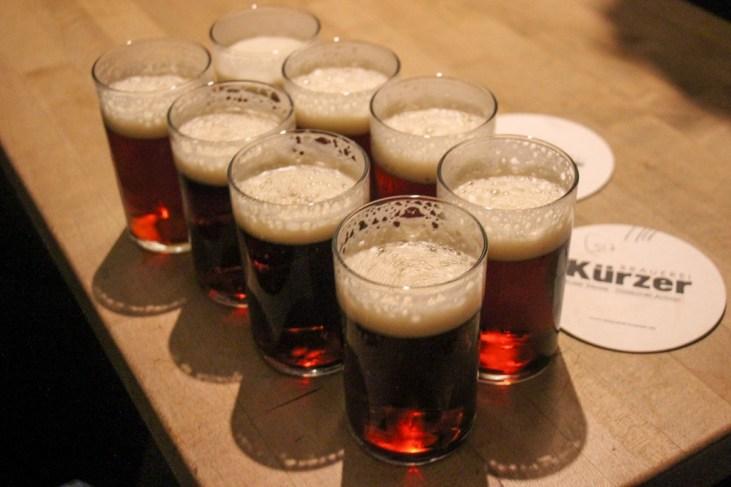 Alt Beer for all, Dusseldorf, Germany