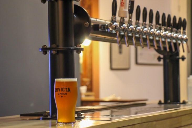 Tap Craft Beers, Invicta Taproom Brew Pub Porto