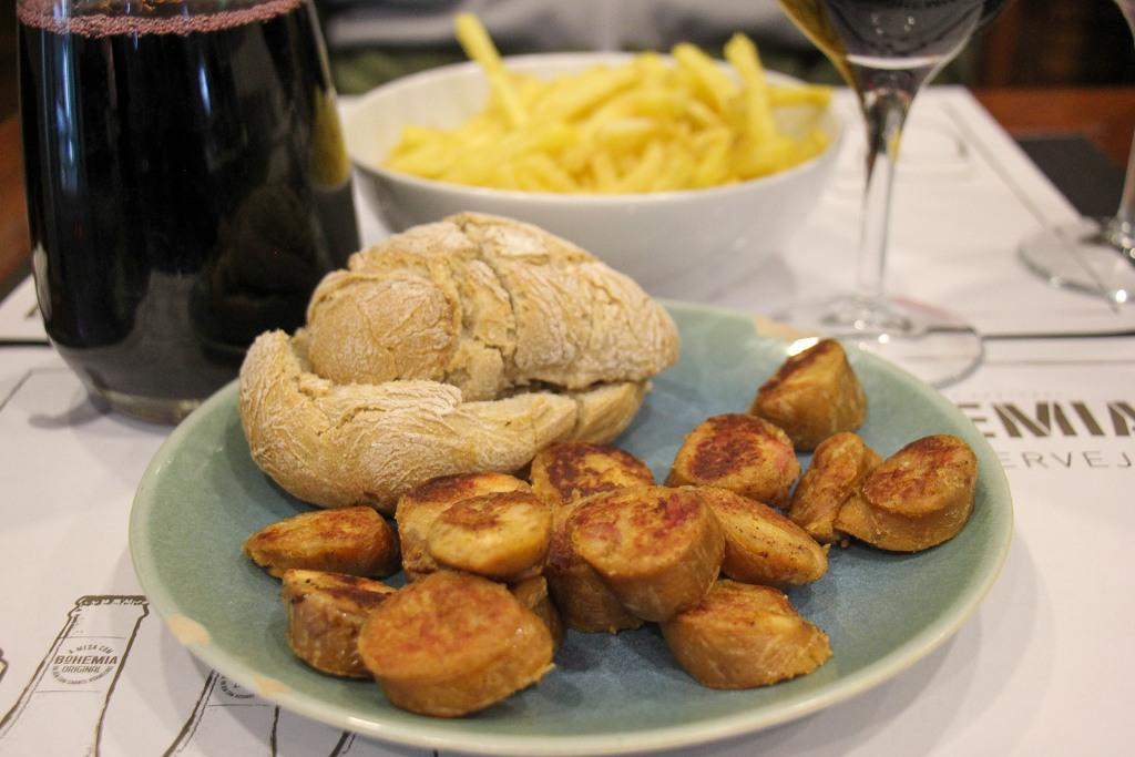 Porkless Sausage, Venham Mais 5, Porto, Portugal