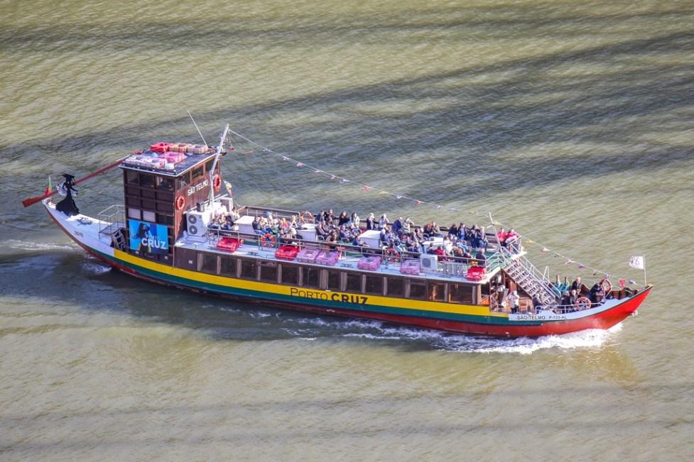 Take a river cruise on the Douro River, Porto, Portugal