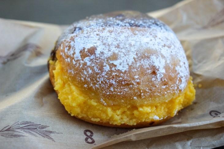 Sweet treats, Bola do Berlim, Porto, Portugal