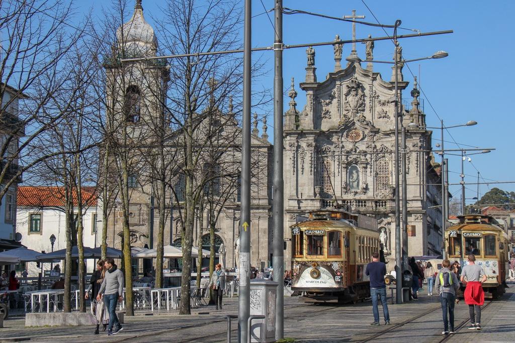 2 Churches In 1, Porto, Portugal