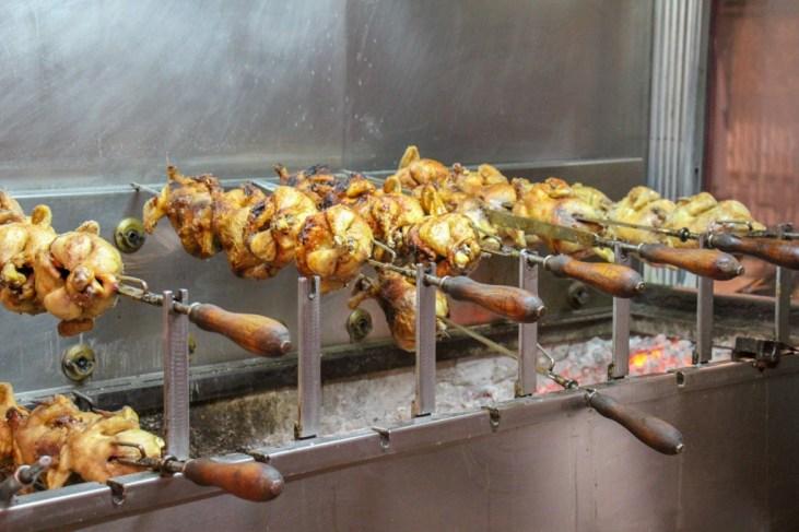 Piri Piri Chicken in Porto, Portugal